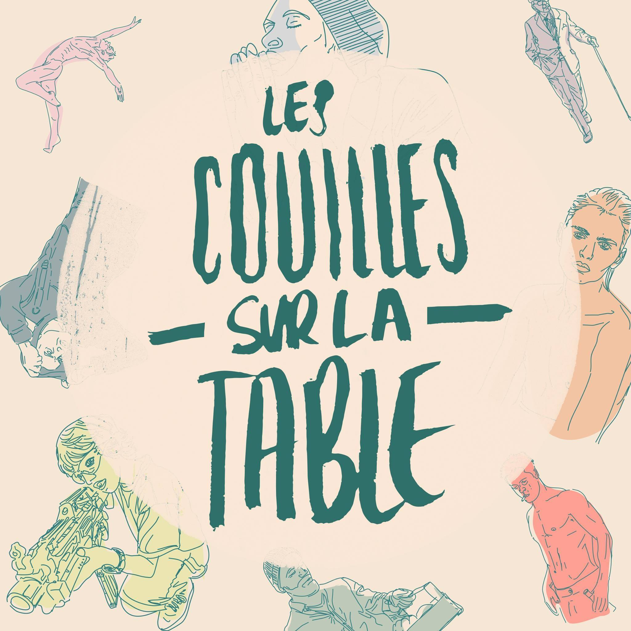podcasts les couilles sur la table